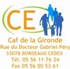 Adresse Caf De La Gironde Siege